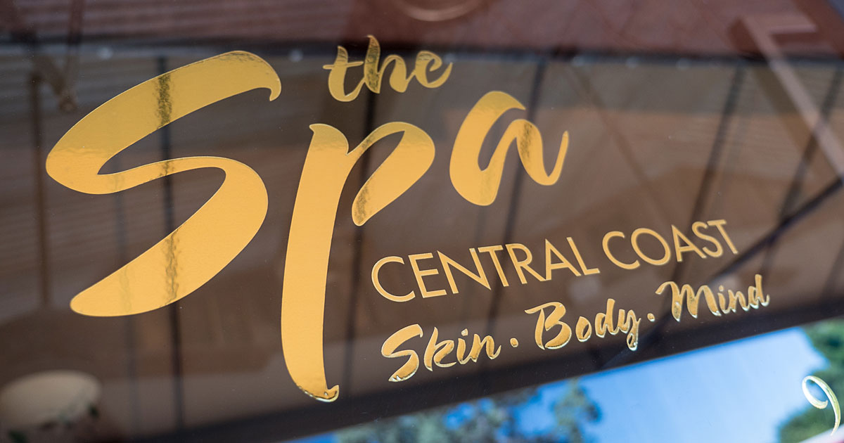 ee9ae41f244e Newsletter - The Spa Central Coast (805) 591-7157 - The Spa Central ...