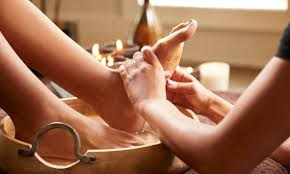 Paraffin Foot Treatment Special