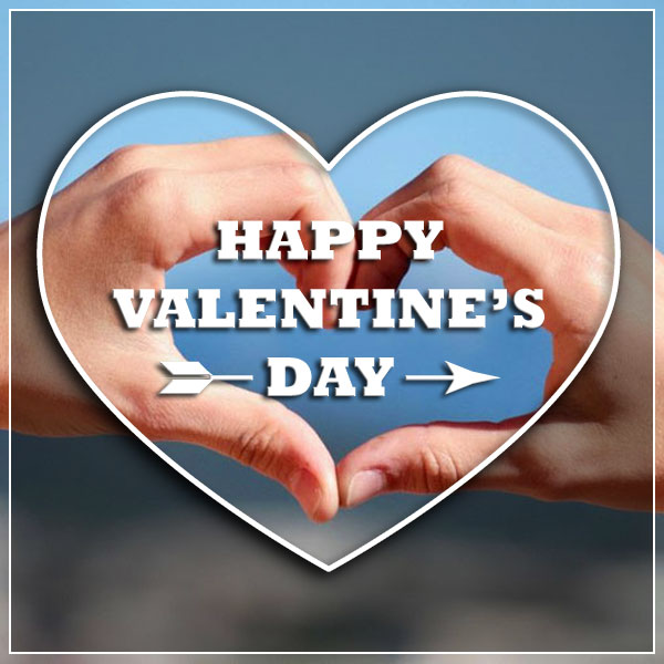 Happy Valentine's Day from The Spa Central Coast!