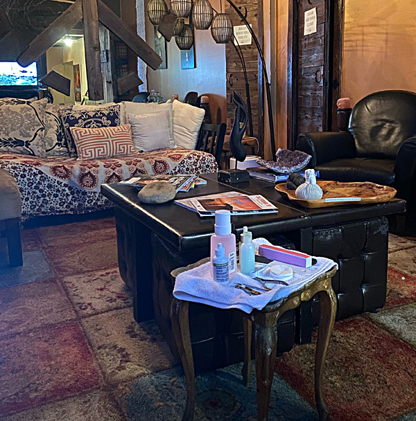 Manicures and Pedicures at The Spa Central Coast Paso Robles